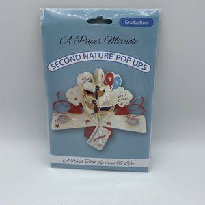 A Paper Miracle Second Nature Pop Ups Card
